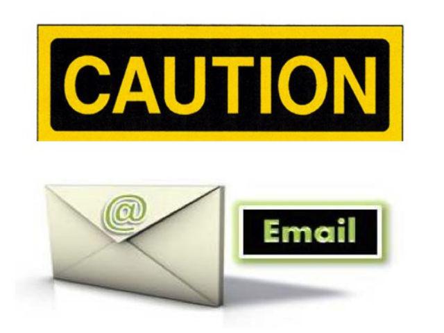Email Danger