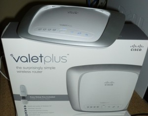 Router for home networking