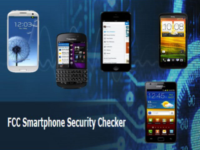 FCC Smartphone Checker