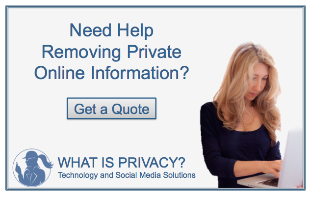 1. Delete or deactivate your shopping, social network and web service accounts