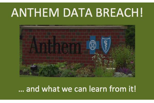 Anthem Hacked!