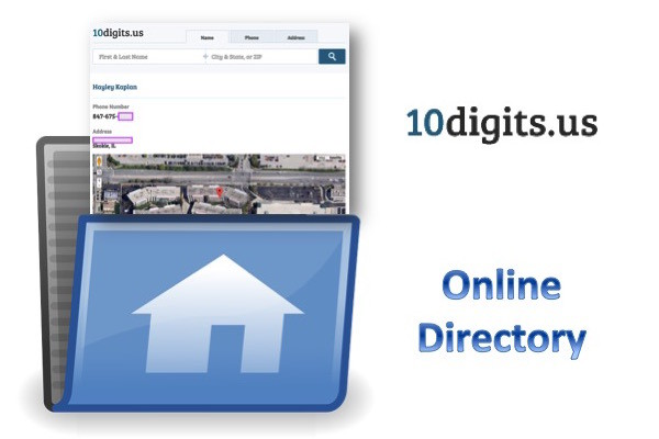 10digits Online Directory