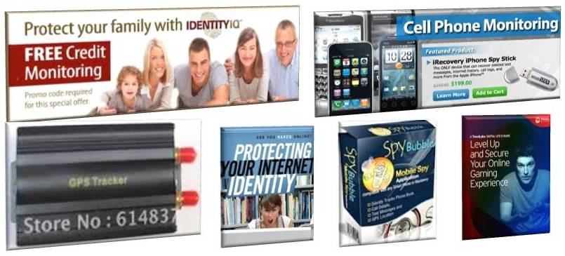 Products to help keep kids safe online and with technology