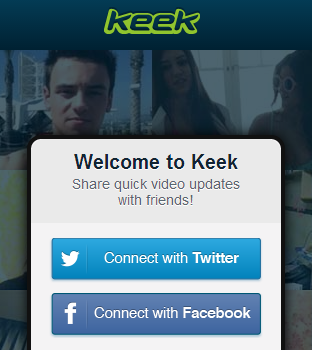 The dangers of Keek