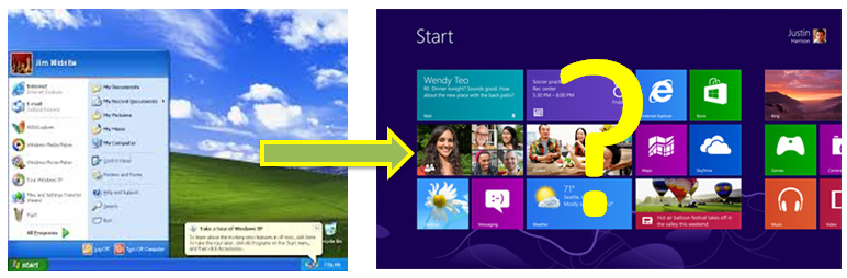 Windows 8: What the Heck?