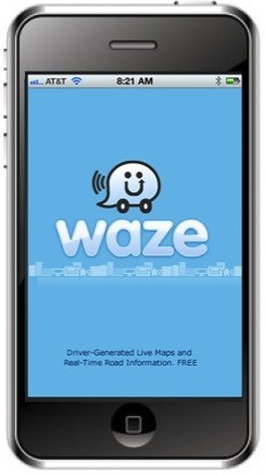 Cost of free Waze app is privacy invasion