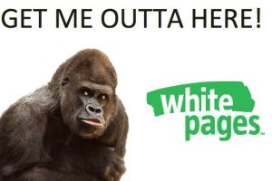 Whitepages Opt Out technical glitches are frustrating!