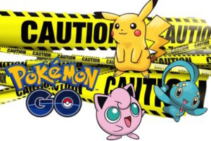 Pokemon Go and Privacy issues