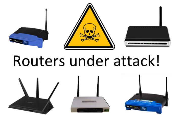 FBI Alert - over 70 router models hacked - What Is Privacy?